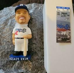 2002 Cal League MIKE PIAZZA Bakersfield DODGERS Bobblehead S