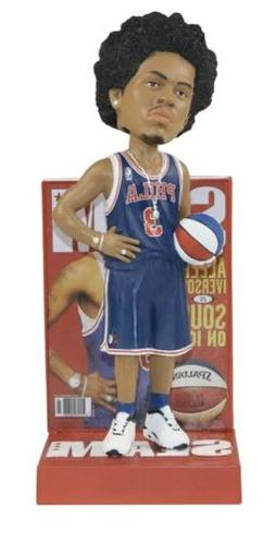Allen Iverson Bobblehead RARE Individually Numbered To 504 H