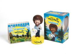 Bob Ross Bobblehead: With Sound! RP Minis