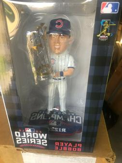 CHICAGO CUBS ANTHONY RIZZO MLB BASEBALL 2016 WORLD SERIES CH