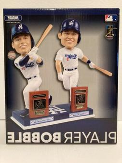 Corey Seager Cody Bellinger Los Angeles Dodgers Special Edit