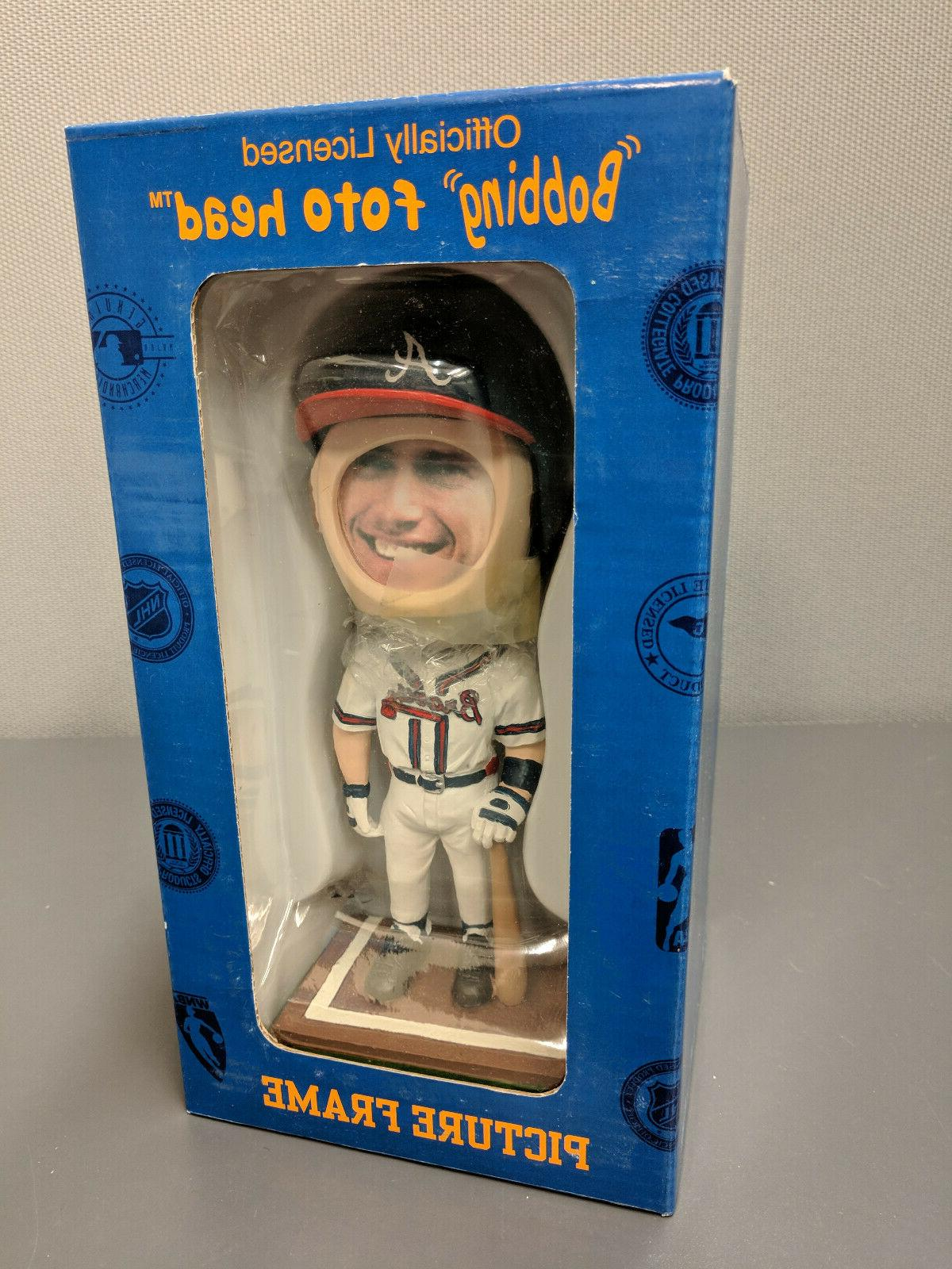 case of 12 bobblehead picture frame officially
