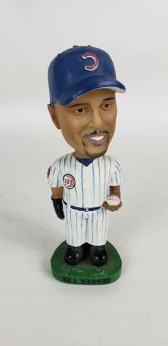 Derrek Lee Bobblehead Chicago Cubs Limited Edition Free Ship