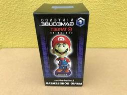 Mario Bobblehead Figure With Cereal No. Nintendo Game Cube G
