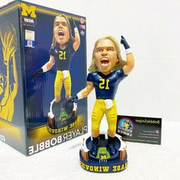 """CHASE WINOVICH Michigan Wolverines """"Legends of The Big House"""